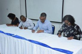 Partners strengthen employment capacity building partnership