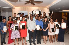 Second Tourism Employee of the Year award ceremony
