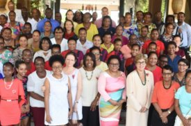 Waso and partners observe International Women's Day with conference